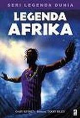 Sampul depan Legenda Afrika